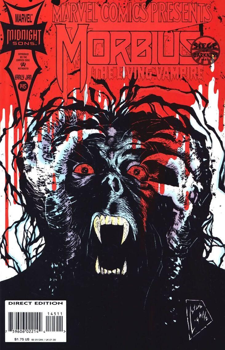 Morbius The Living Vampire #1 NM `13 Keatinge// Elson 1st Print