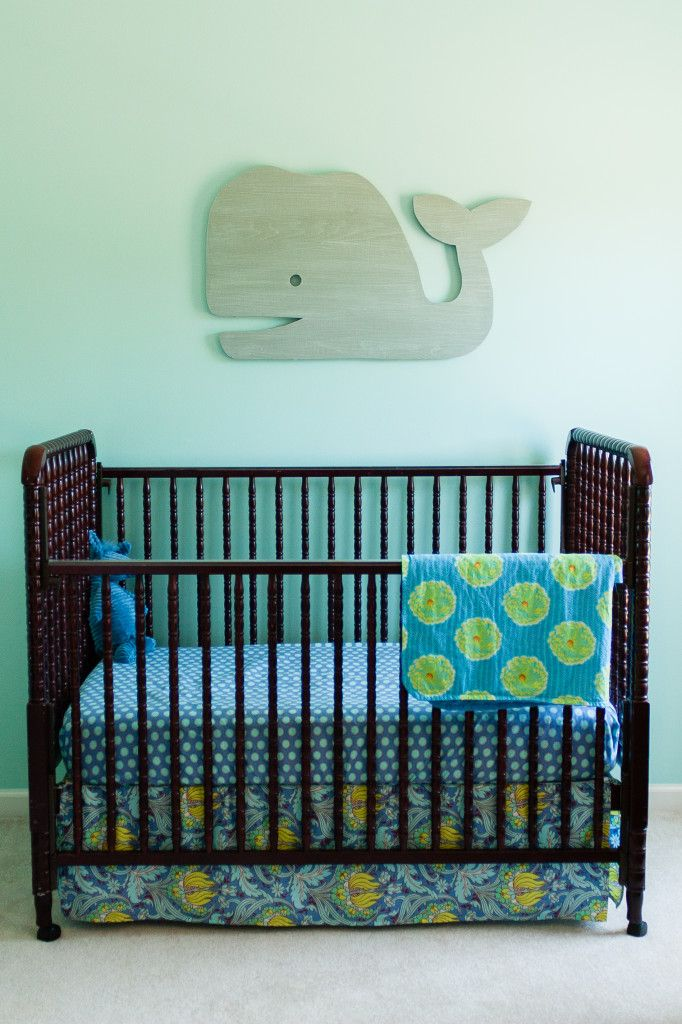 Wooden Whale Decor Oh Baby Nursery Pinterest Home