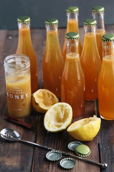 Caramel Apple Cider Cocktail | 10 Best Apple Cocktails