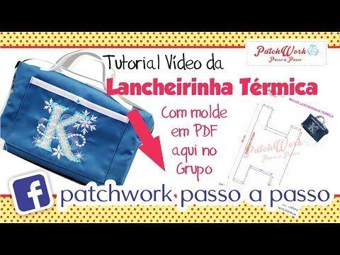 Lancheira Térmica - YouTube