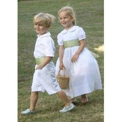 Little Eglantine - French Royal Designer - Flower Girl Dresses UK - Page Boy Outfits - Childrens Bridesmaid dresses - littleeglantine.com