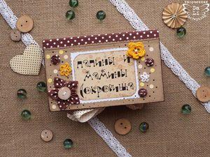 Создаем «Мамины сокровища» своими руками - Дарья DaLi - Ярмарка Мастеров http://www.livemaster.ru/topic/2306277-sozdaem-maminy-sokrovischa-svoimi-rukami