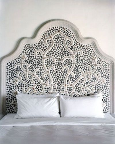 unique padded fabric headboard designs | American Shutters – Your Window To Design » Blog Archive » Create ...