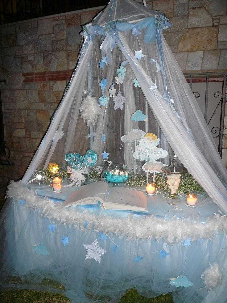 165 Best Angel Party Theme Images On Pinterest
