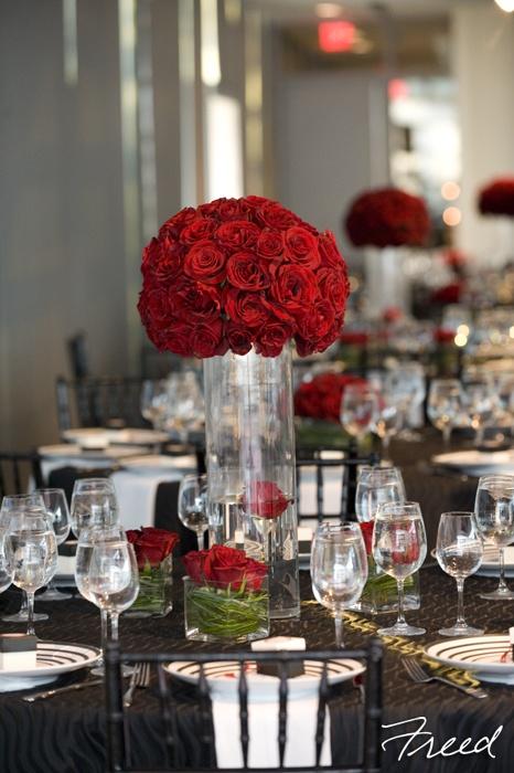 Best ideas about rose centerpieces on pinterest