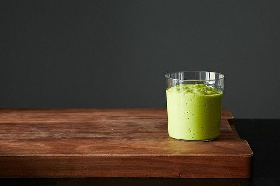 Green Smoothie With Avocado, a recipe on Food52
