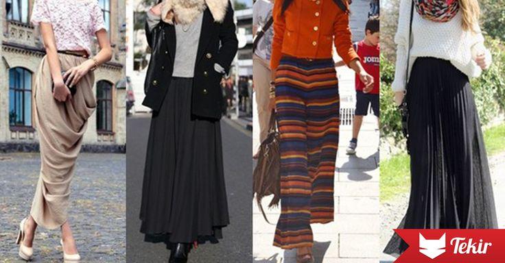 2015 yılının ilkbahar yaz etek modasına dair ipuçlarını merak edenler yazımızı okuyun. Hemen tıklayın... http://blog.tekir.com/gundem/2015-bahar-yaz-etek-modasi.html #ilkbahar #yaz #moda #trend #alışveriş #2015modası #giyim #kıyafet #etek #tekir #tekirblog #kampanyakedisi
