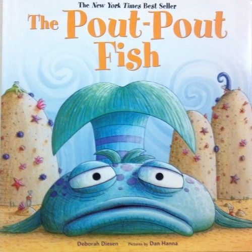 17 best ideas about pout pout fish on pinterest fish for The pout pout fish in the big big dark