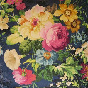 16 best rom nticas telas de flores images on pinterest make curtains velvet and bedspreads - Tapiceria villalba ...