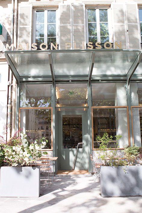 4964 best storefronts images on pinterest for Restaurant miroir paris