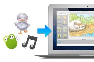 Moglue - The simplest way to make your own interactive ebooks