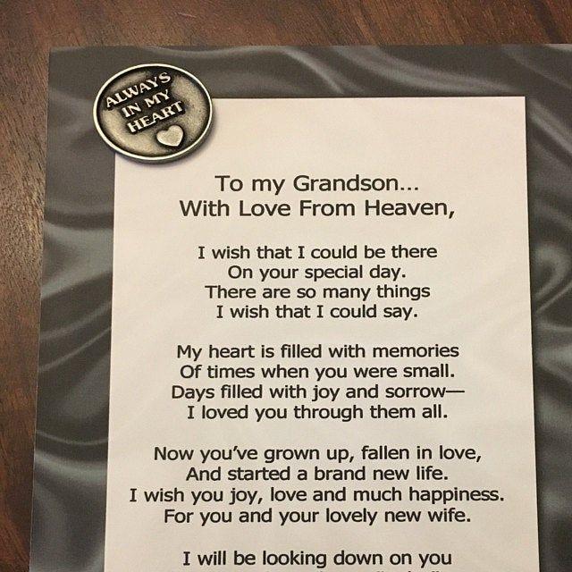 Paw Prints On My Heart Poem & Pocket Token, Pet Sympathy ...