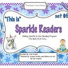 Sparkle Readers: emergent level with 2 lines of textWelcome to January 2013! Here are four new readers to add some