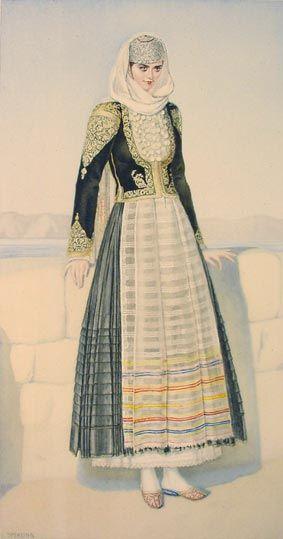 NICOLAS SPERLING #17 - Festive Dress (Megara)