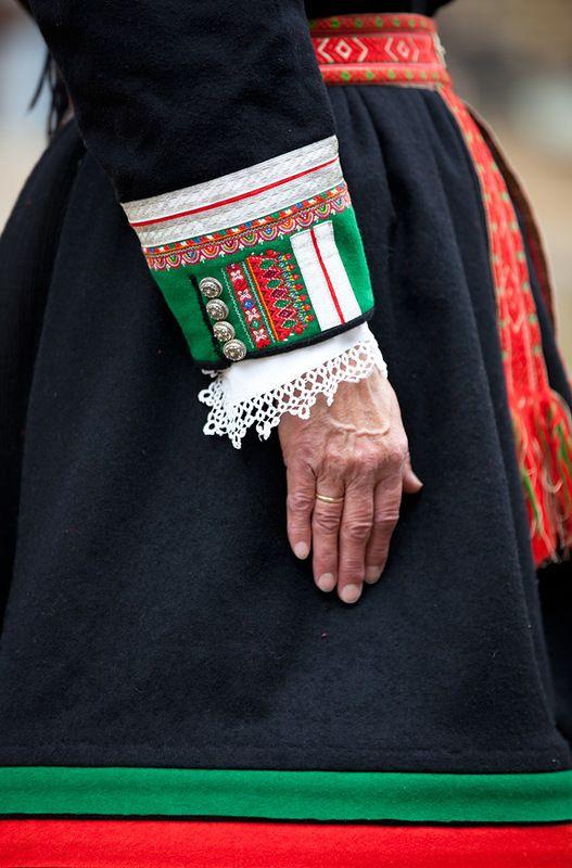 Скандинавский костюм объективом Лайлы Дуран - «Впечатления дороже знаний...»