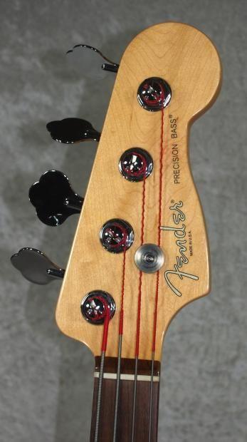 2007 USA Fender P-Bass