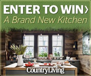 Country Living's -- $100,000 Kitchen Sweepstakes (Enter Daily) (Ends  January 31, 2014 at 11:59 PM (ET))  https://subscribe.hearstmags.com/subscribe/countryliving/91389/IFASS0096?sub_option=1=300x250_11