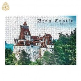 Puzzle Schloss Bran / Puzzle Bran Castle