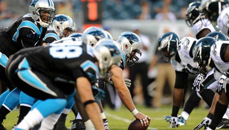 Philadelphia Eagles vs Carolina Panthers NFL Live Stream Online: Free Sunday Night Football NBC Online TV/Radio Scores Preview Odds