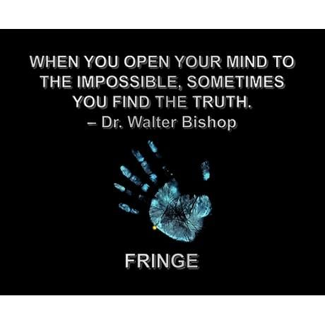 Fringe, Walter Bishop. I love you, you fictional, yet amazing character Walter.
