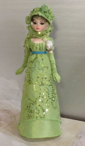Spring Green 3 PC Set for Ellowyne and Friends | eBay