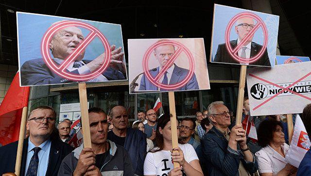 Το Κουτσαβάκι: Η αντεπανάσταση στην Ευρώπη: πως η Πολωνία διοργάν...