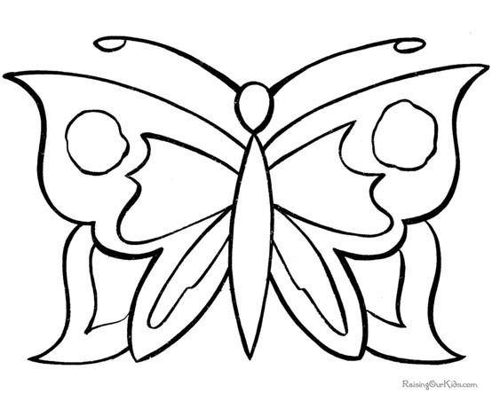 97 Best Images About Kids-Butterfly Printables, Crafts