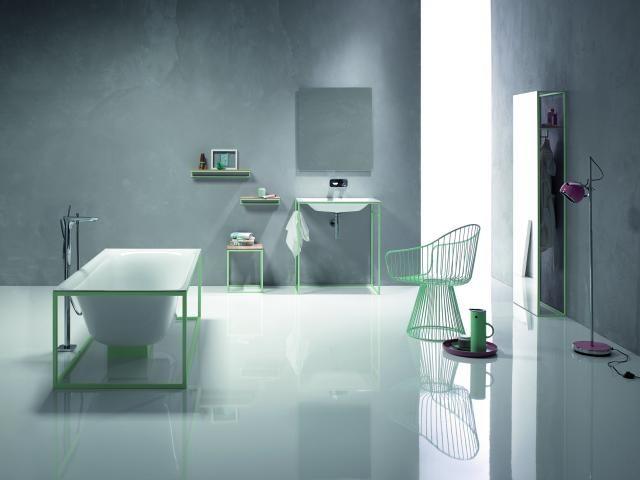 88 best images about salle de bains on pinterest - Refaire la salle de bain prix ...