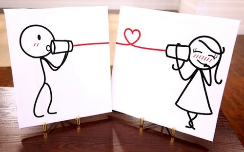 Romantic Long Distance Relationship Ideas #love #relationships #LDR #LongDistanceLove #couple