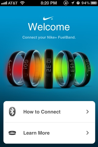 Nike FuelBand / Health and Fitness