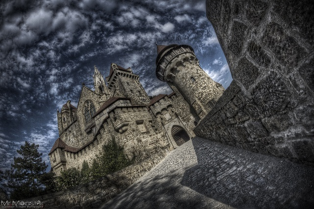 Castle Kreuzenstein by Mя.Møпstɛr, via Flickr