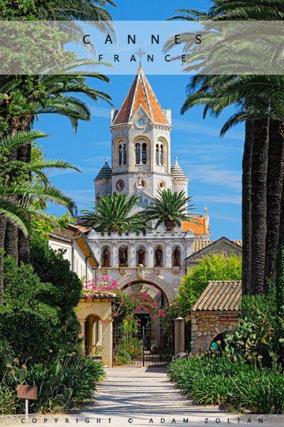 Abbaye de Lérins, Cannes, France