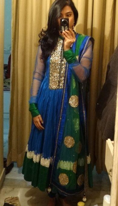 My style salwar #indian #fashion