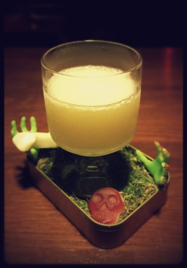 Urn-Aged Corpse Reviver #2