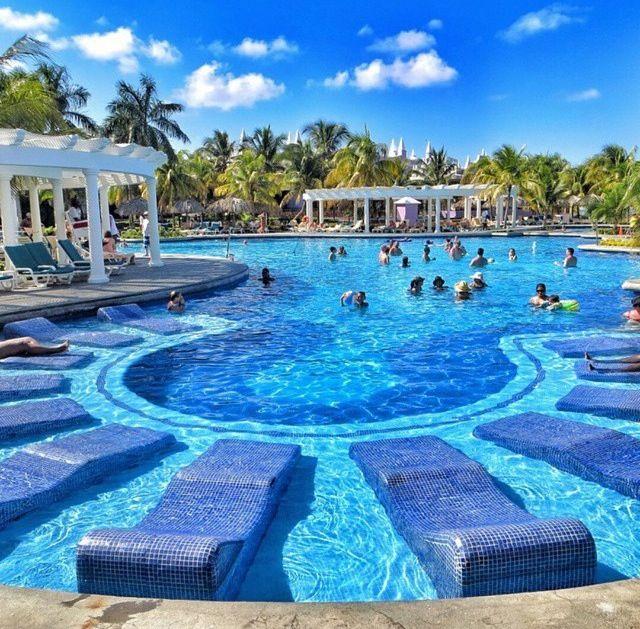 Riu Montenegro Bay Resort, Montego Bay, Jamaica
