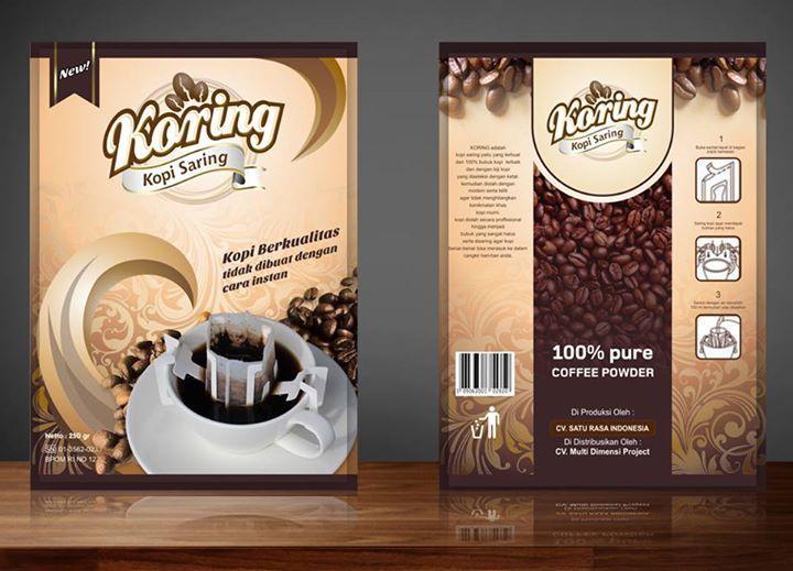 jasa desain kemasan minuman kopi