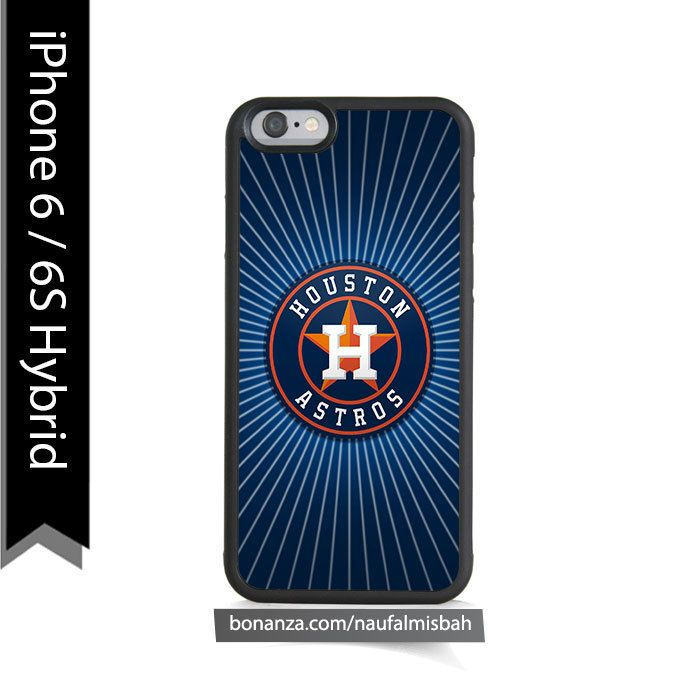 Houston Astros Logo iPhone 6/6s HYBRID Case Cover - Cases, Covers & Skins