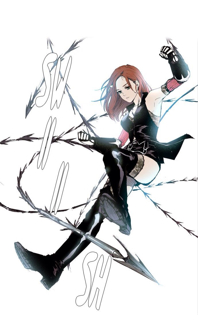 Lucy from Lessa the Crimson knight