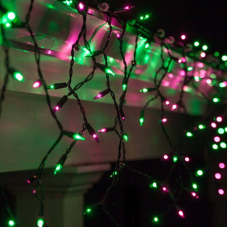 Led Mardi Gras String Lights : 17 Best images about Green Lights on Pinterest The roof, C9 led christmas lights and String lights