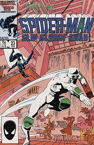 WEB OF SPIDERMAN 23 (2/87) Slyde @ niftywarehouse.com #NiftyWarehouse #Spiderman #Marvel #ComicBooks #TheAvengers #Avengers #Comics