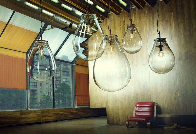 Olgoj Chorchoj: Kolekce svítidel Tim pro Bomma. Zdroj: Bomma.cz  #czechdesign #OlgojChorchoj #Bomma #czech #design #light