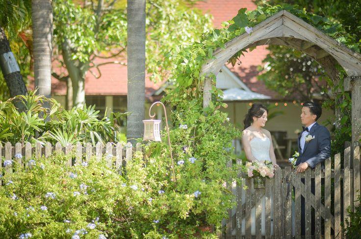 ハワイ挙式・海外挙式なら[クラシコウエディング] ザ・ベイヤー・エステート #ハワイウェディング #ハワイ挙式 #海外ウェディング #海外挙式 #ガーデンウェディング #ガーデン挙式 #ウェディングフォト #結婚式準備 #プレ花嫁 #ベイヤー #ベイヤーエステート #邸宅ウェディング