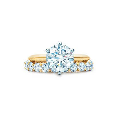 Gold Engagement Rings | Tiffany  Co.: Tiffany Engagement Rings Gold ...