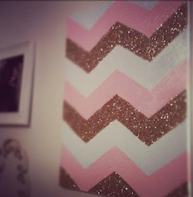 Glitter Wall Art 99 best wall art images on pinterest | home, crafts and projects