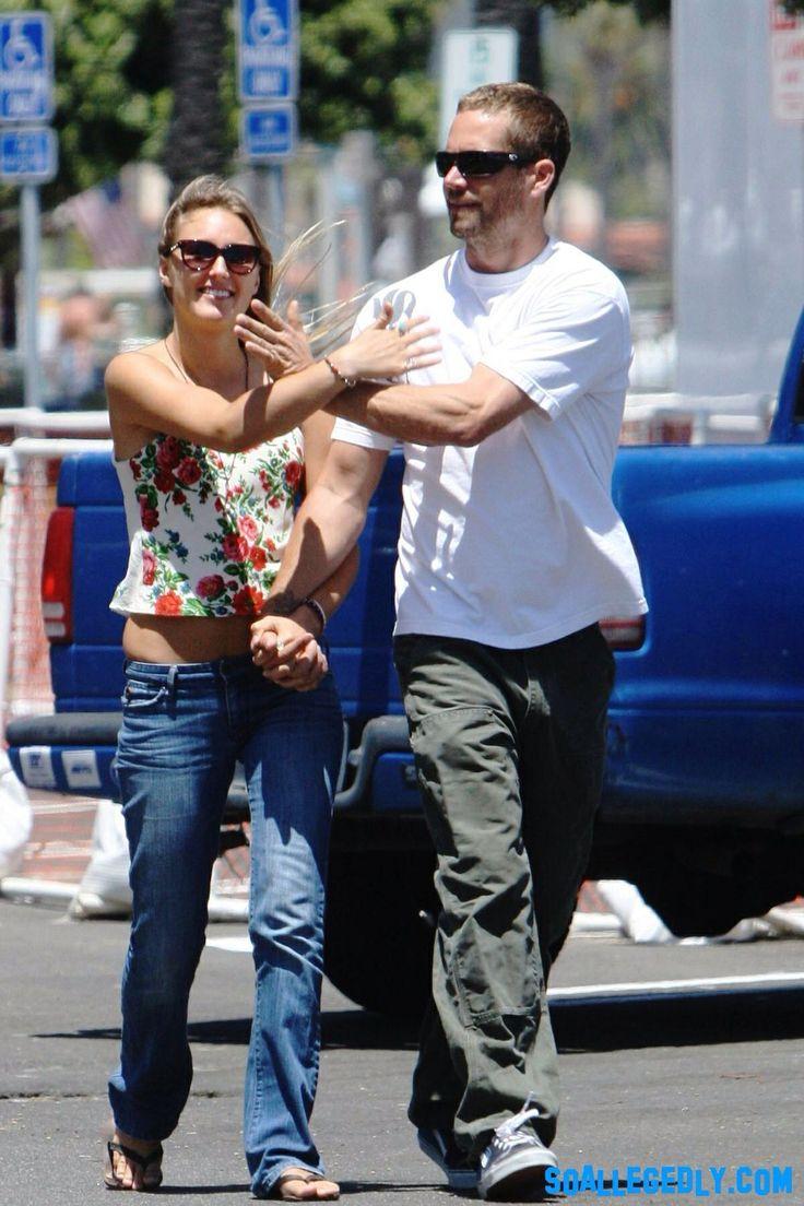 Paul Walker and Jasmine.