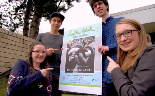 """Earth Week Film Festival """"Racing to Zero: In Pursuit of Zero Waste"""" 