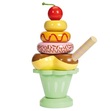Ice Cream Sundae Play Food Pottery Barn Kids Play Dishes