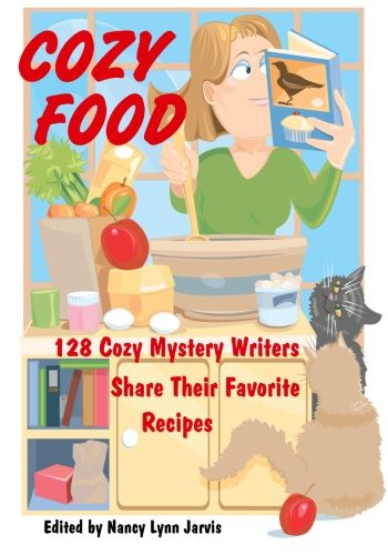 What happens when 128 cozy mystery writers get together to do a cookbook? You get more than 220 recipes that are as varied and interesting as an amateur sleuth's day job.