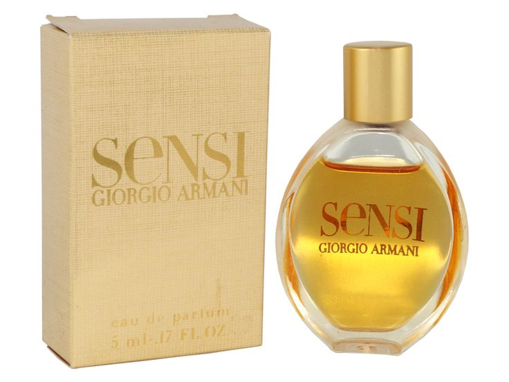 Giorgio Armani - Miniature Sensi (Eau de parfum 5ml)