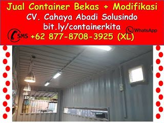 0877-8708-3925 (XL) Container Office Semarang, Container Office di Semarang